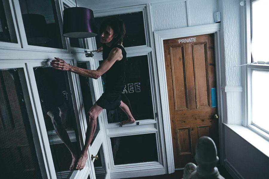 HM climbing hallway 1