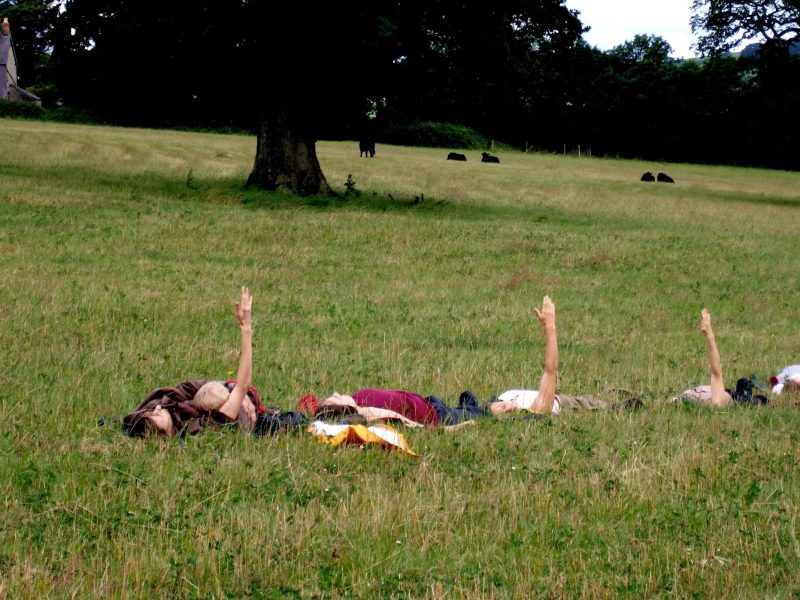 artist residency- dance encounters 3, someplace, welsh arts international 2006_someplace detail 1