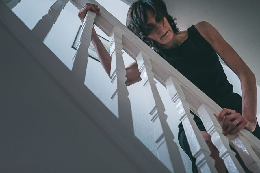 houseMADE performance - photo credit Pete Evans_HM stairs 1